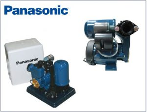 Bơm tăng áp Panasonic